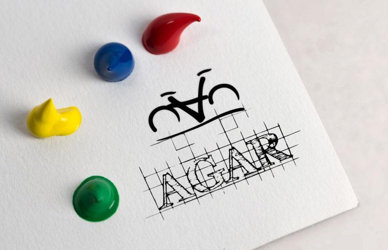 Logo Agar bike