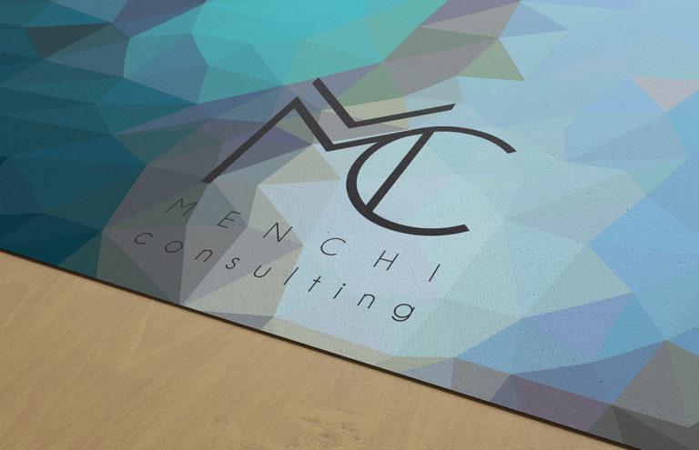 Logo Menchi Consulting