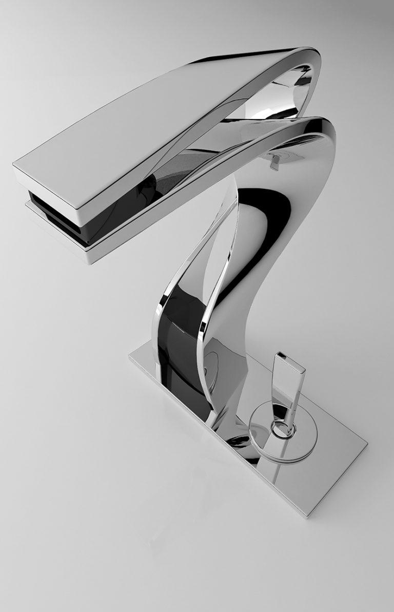 Product design rubinetto Unio