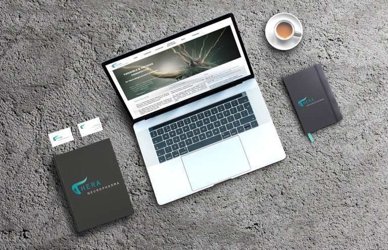 Web design Thera Neuropharma