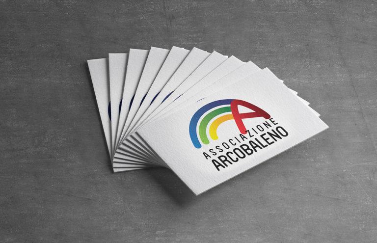 Brand identity Arcobaleno