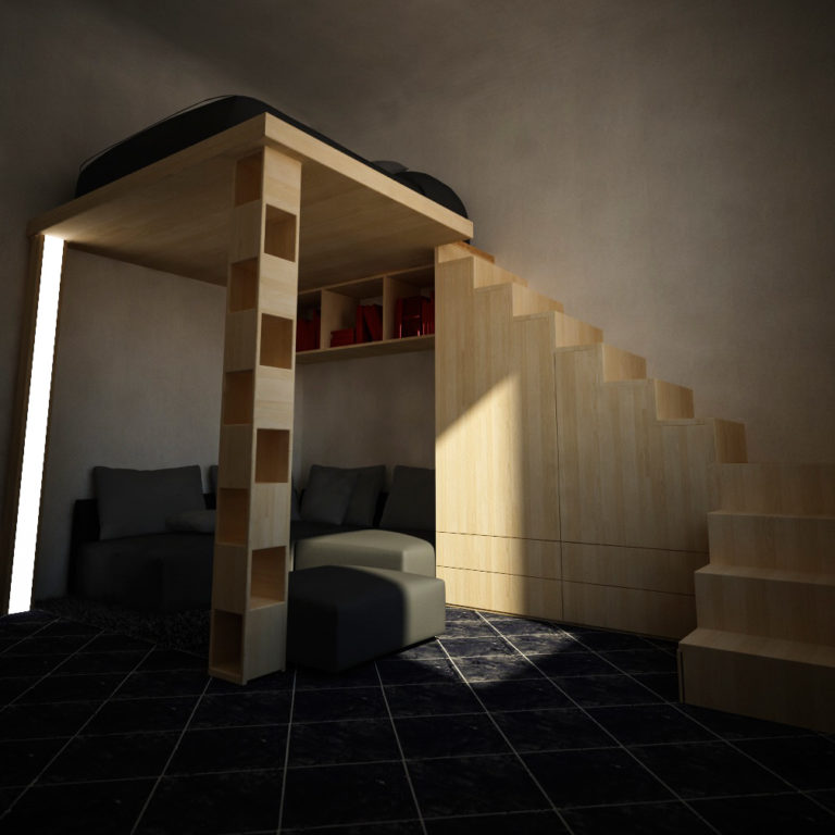 Interior design Soppalco