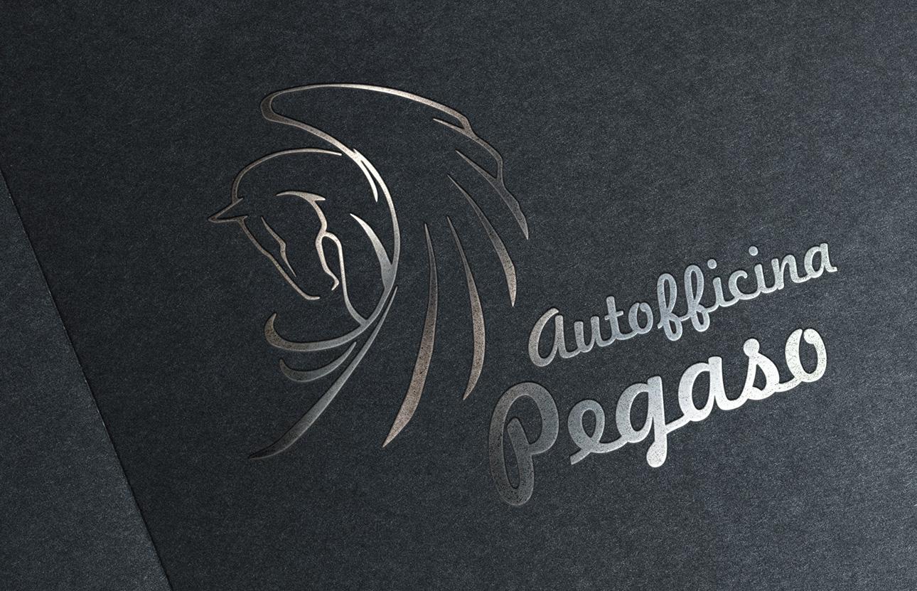 Logo Autofficina Pegaso