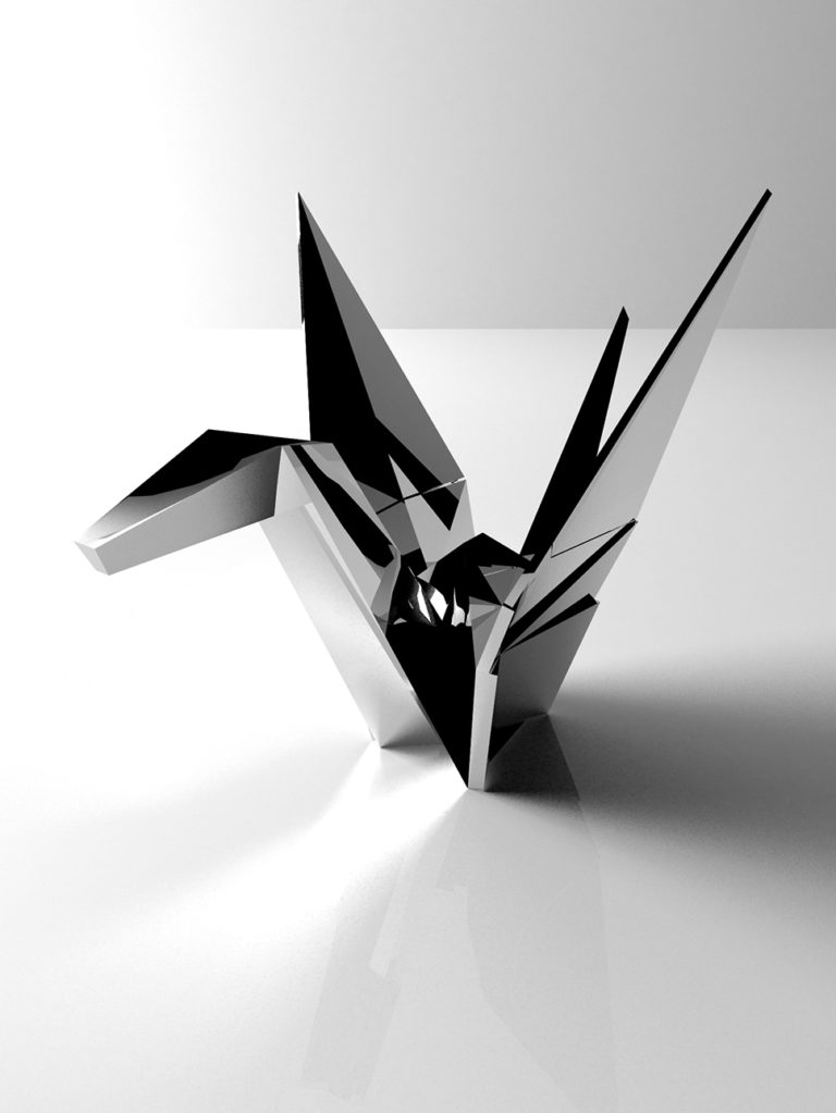 Design rubinetterie Origami