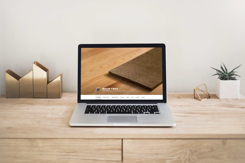 Web design Bitumfiber