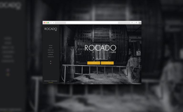 Web design Rocado.it