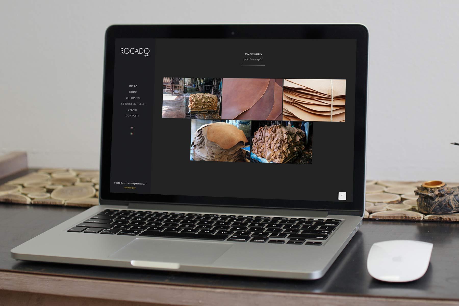 Web design e web develop Rocado.it pellami